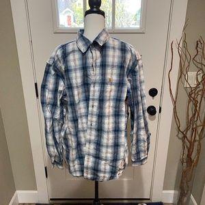 Men's Carhartt XL Relaxed Fit Long Sleeve Shirt